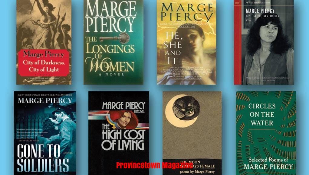 Marge Piercy Provincetown Magazine